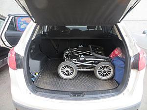 Багажник CX-5