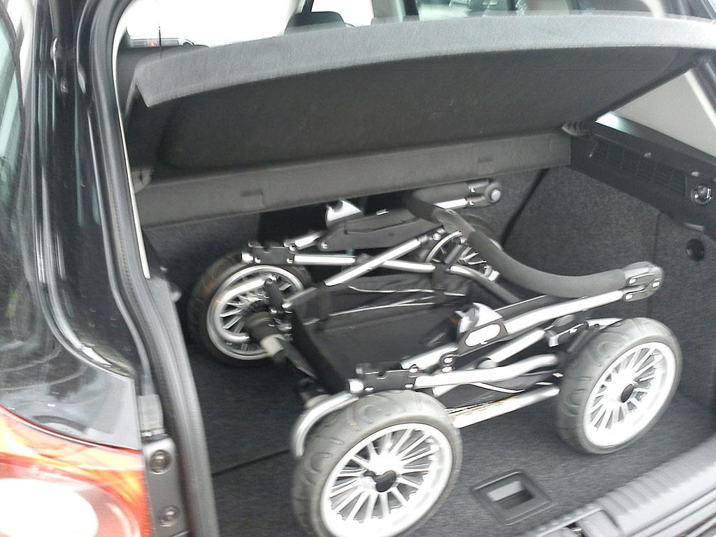 Тигуан фольксваген фото багажника