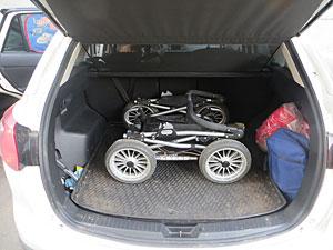 Багажник Mazda CX-5